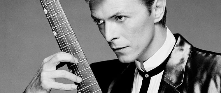 Збогување со David Bowie