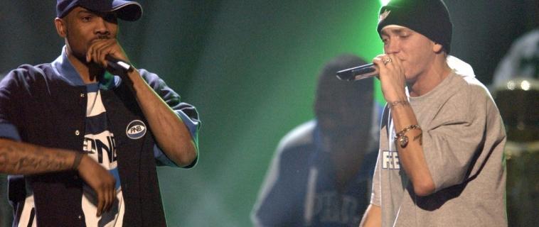 Слушнете ги Eminem и Proof во овој досега необјавен freestyle од 1999